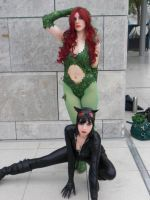 Gotham City Sirens II by Branded-Curse