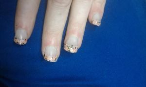 nails by sexygingerbear