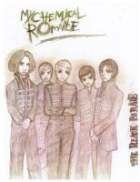 My Chemical Romance:TBP Album by EbayTrumpet