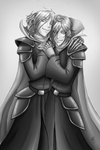 The Kain Twins by ArtistMeli