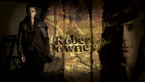 RDJr - Brown Wallpaper by WATelse