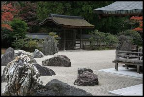 Zen garden by cartezch