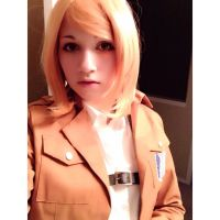 Petra Ral cosplay by crazykeicosplay