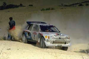 Group B - peugeot 205 t16 by ec555