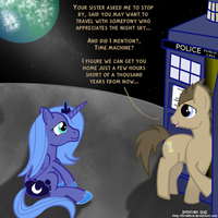 Luna's Banishment - The Truth by Invidlord