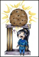 Little Gil's Cookie Trophy by avi17
