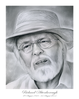 Richard Attenborough by gregchapin