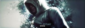 Assassin's Creed tag by StinkDesign