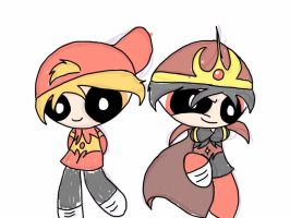 Dem Fireboys by TalkyThing