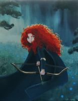 Merida by Ginger-Leigh