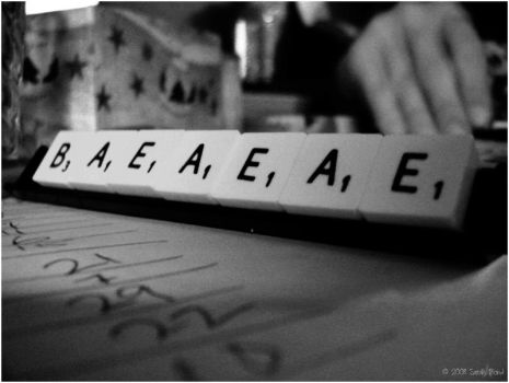 Scrabbled by SarahBond