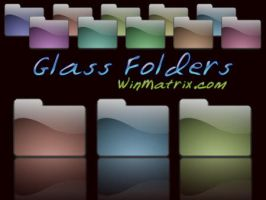 Glass Folders by jatin