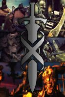 Infinity Blade Wallpaper (iPhone/iPod Touch) by RicochetOrange