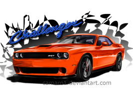 Challenge accepted! by camaro1
