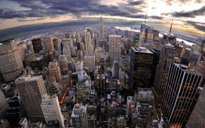 New York Dreams Wide Angle by trunky4