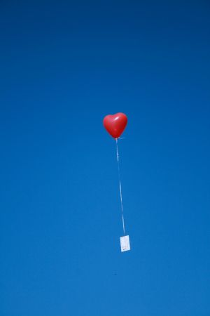 love baloon by pixmixer