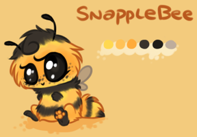 Snapplebee by snapple-bee