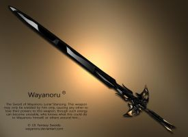 Sword of Wayanoru by Wayanoru
