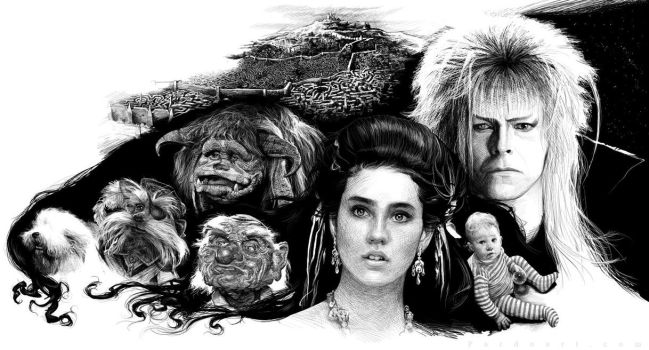 Labyrinth by pardoart