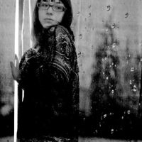 ID with glasses and raindrops by InoaLa