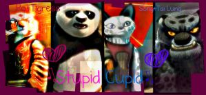 Supid Cupid Cover by DozenDeadRoses99