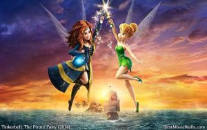 Tinkerbell and The Pirate Fairy 02 BestMovieWa by BestMovieWalls