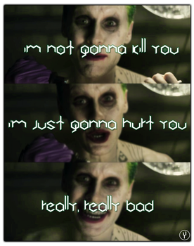 Suicide Squad' The Joker. by YFGFX