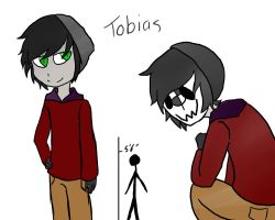 Tobias the Proxie by AgenderedKing