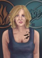 Divergent: Tris by jeminabox