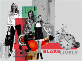 BlakeLively by 3v6