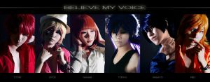 UtaPri: Believe my voice 2 by mellysa
