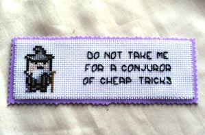 Gandalf Quote Bookmark by agorby00