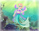CE: Design for the Princess of the Seas and Oceans by Dunkle-Katze