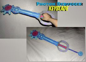 Photon Debugger Keyblade Replica by TheCoolCosplayer22