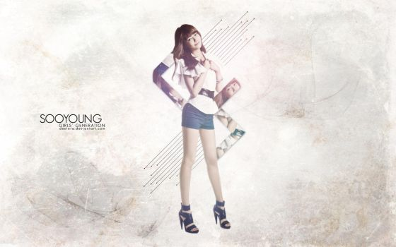 SNSD - Sooyoung by Dextera