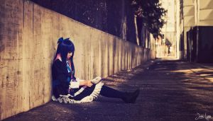 Stocking Cosplay 2 by SNTP