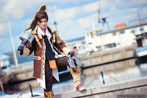 COSPLAY: Alvin 2 by regzo