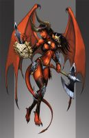 infernal by Chaos-Draco