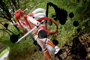 I will protect my general - Yagyuu Jubei Cosplay by Kawaii-Kioko