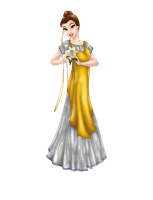 Belle - 4th Century by FalseDisposition