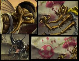 Insects Details by gastonzubeldia