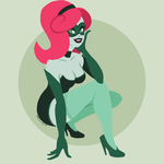 Poison Ivy by ZoeStanleyArts
