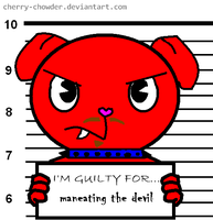 Buster is guilty by liglaglon