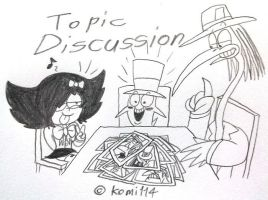Stella,She's a Spygirl : Topic Discussion by komi114