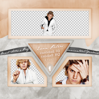 +Photopack png de Evan Peters. by MarEditions1