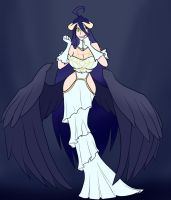 Albedo is happy by JonFreeman