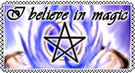 I believe in magic - big Stamp - by Gewalgon