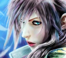 Lightning by Reiup