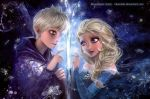 Jelsa:I can see you by RikaMello