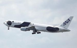 Boeing 767-381 ER by sudro